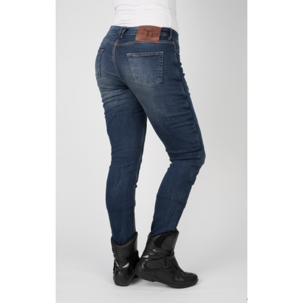 Bull-it MC Jeans SR6 - Dame Vintage Straight - lang