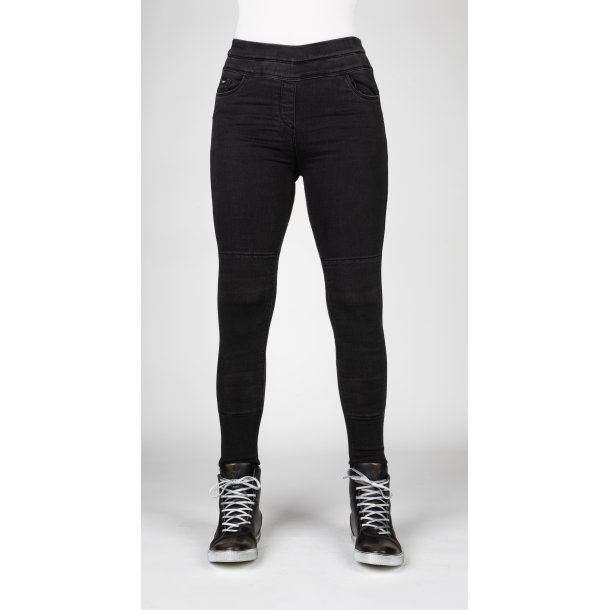 MC Bull-it Fury Evo Black Jegging Lang